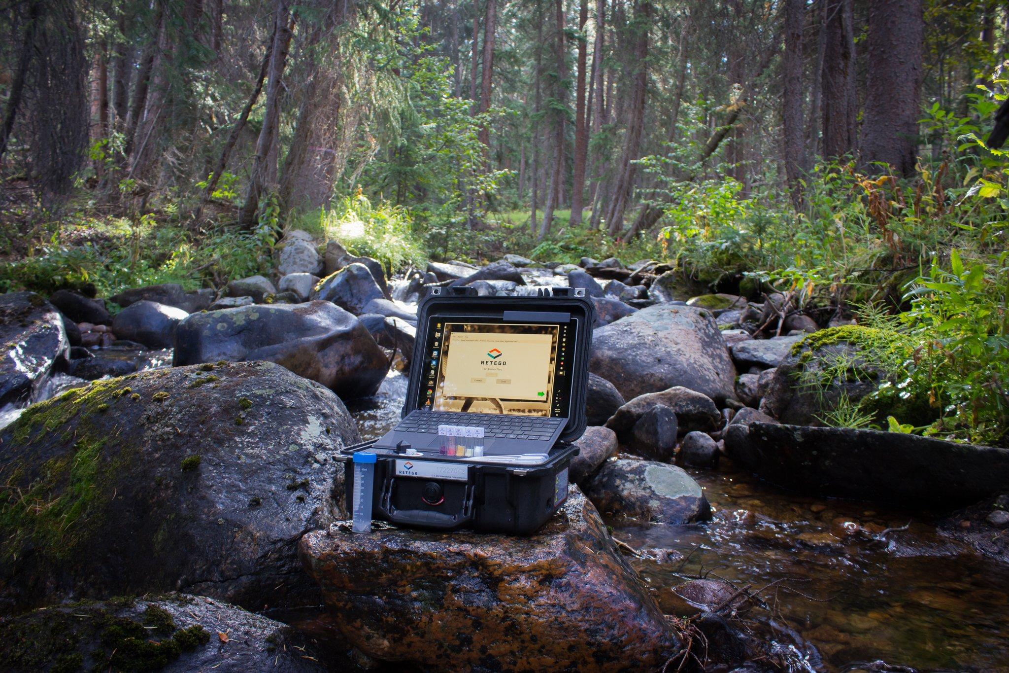 surface water testing - RETEGO